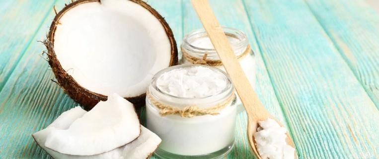 Кокосовое масло для чистки зубов