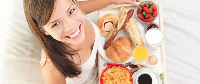 не пропускайте завтрак