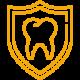 Имплантат становится надежной опорой, как и естественный корень зуба